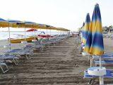 salerno spiagge mascherina obbligatoria divieto 37,5 febbre