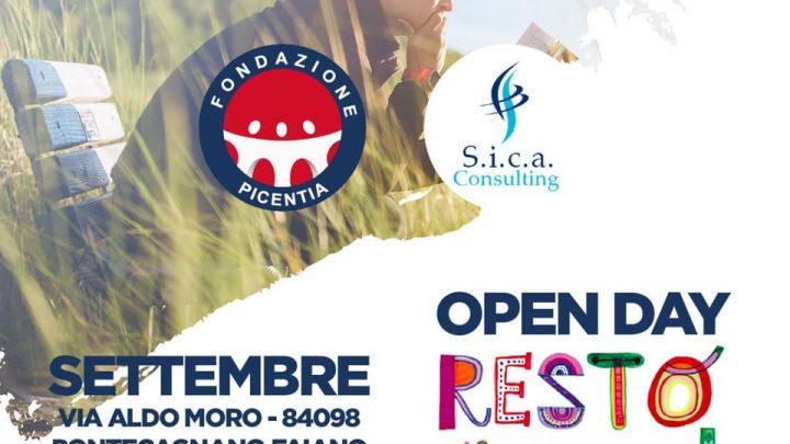 «Resto al Sud»: la Fondazione Picentia organizza un Open Day