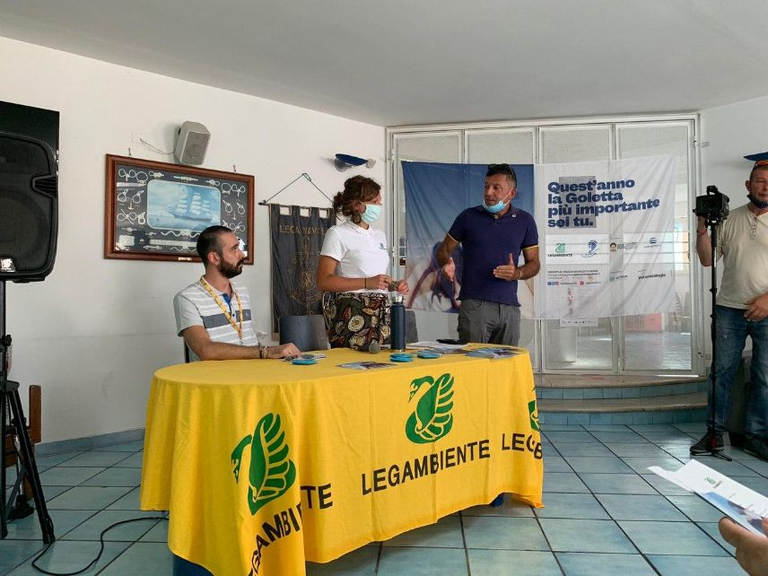 Goletta Verde di Legambiente: in Campania 14 punti oltre i limiti di legge