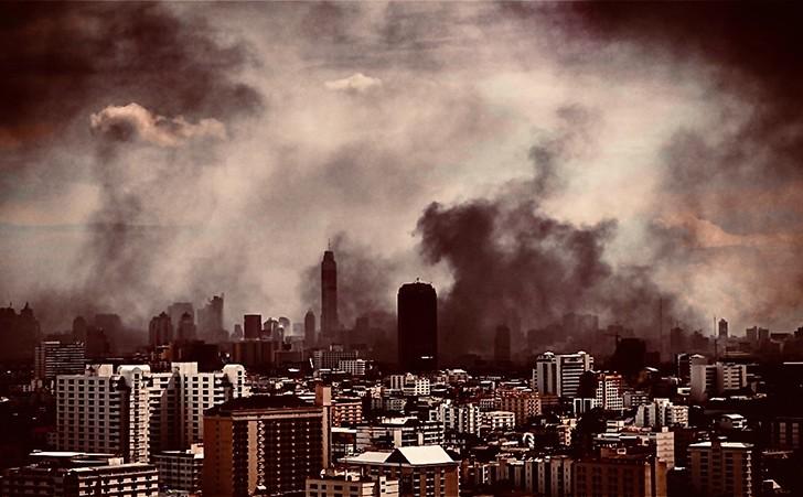L'inquinamento delle città italiane