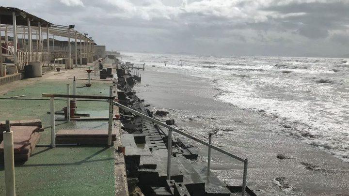 """Legambiente Campania: """"Erosione costiera vera emergenza"""""""