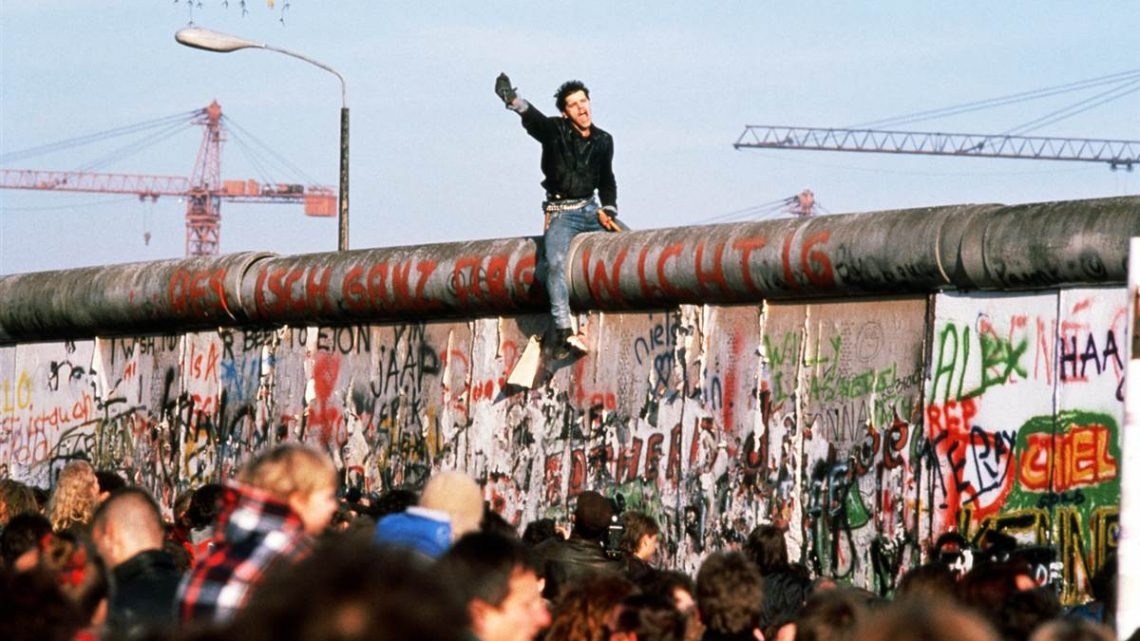 Muro di Berlino: cos'è rimasto di quella notte di novembre?