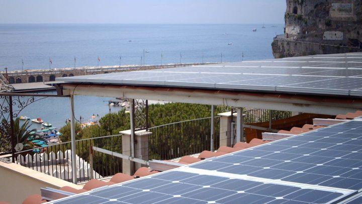 Fonti rinnovabili: Campania fra le prime 10 regioni per potenza installata