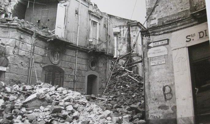 Terremoto 23 novembre 1980: la testimonianza