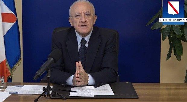 La Campania è zona rossa: tutte le informazioni