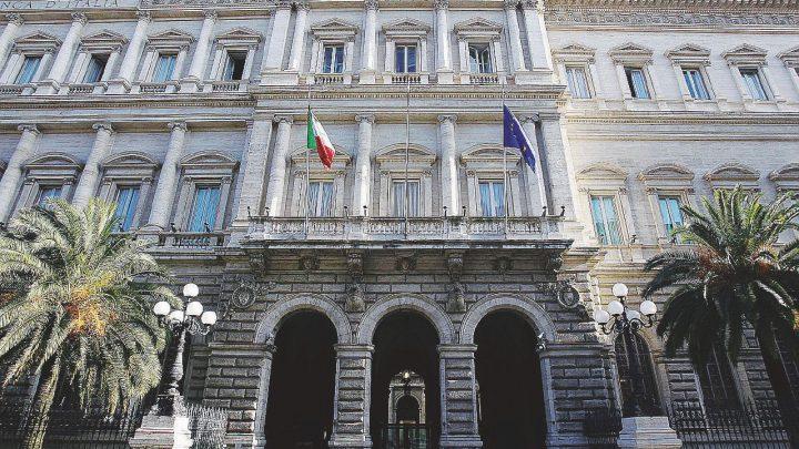 La Banca d'Italia dona 13,2 milioni ad altri enti per il Covid-19