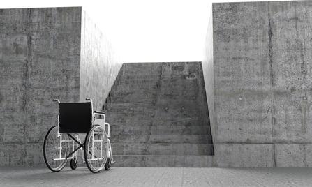 Scuola, barriere architettoniche e senso-percettive: Sud fanalino di coda
