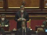 """Draghi: """"Rafforzare e ridisegnare la sanità territoriale"""""""