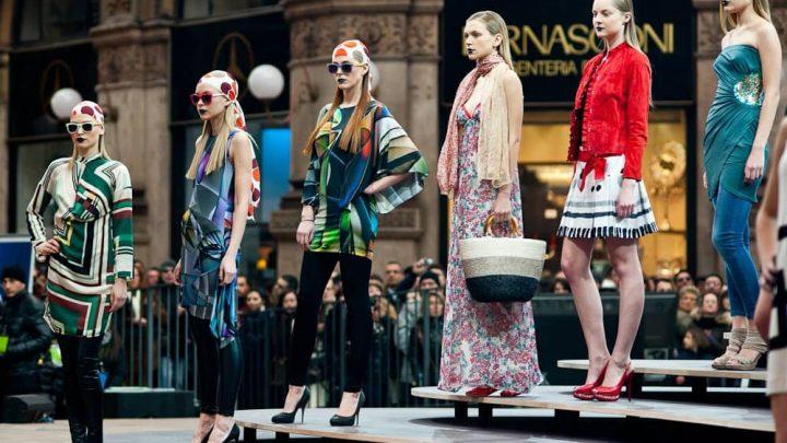La storia della moda italiana