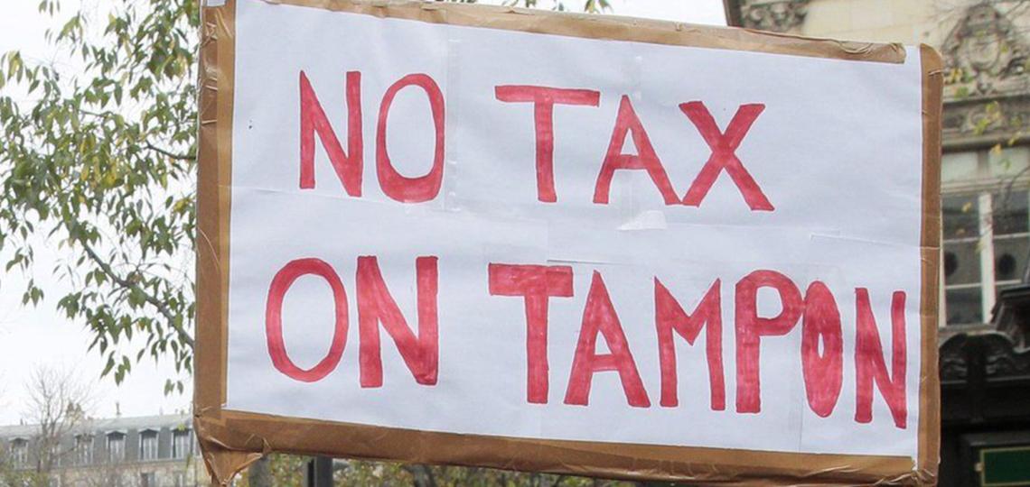 Stop Tampon Tax: a Battipaglia la prima adesione