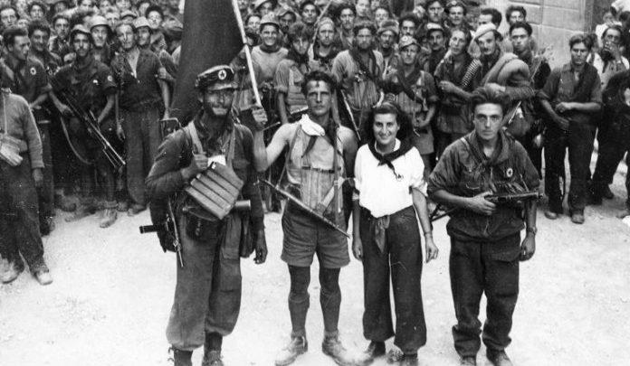 La nascita dei partigiani e della Resistenza in Italia