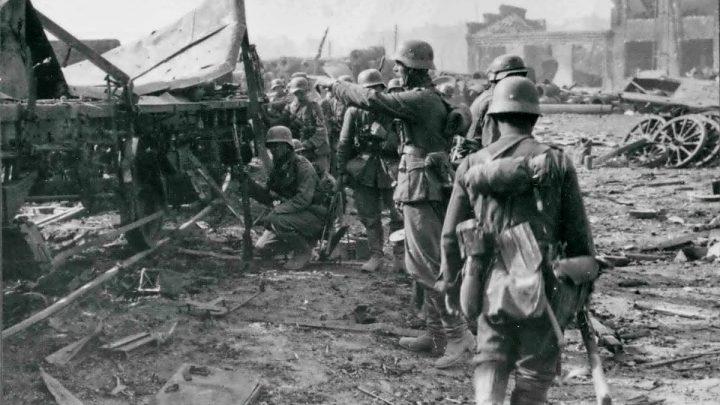 L'inizio della disfatta nazista e la caduta del fascismo