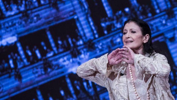 """Morta Carla Fracci, """"la danzatrice stanca"""""""