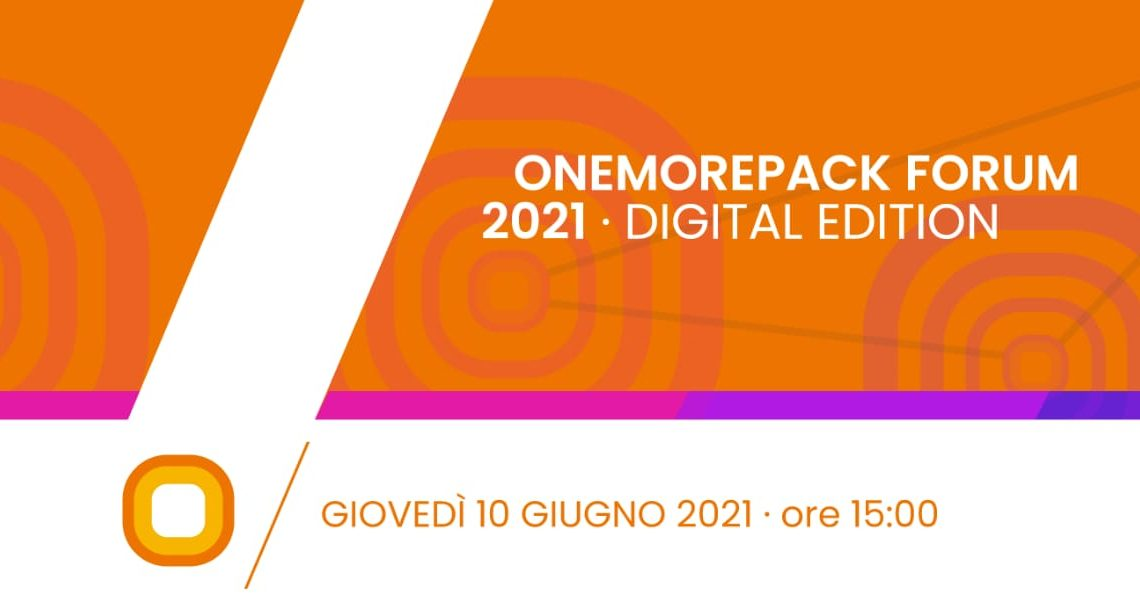 One More Pack, il primo forum sul packaging