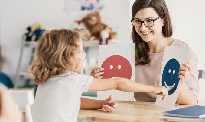 L'età infantile e il bisogno dello psicologo